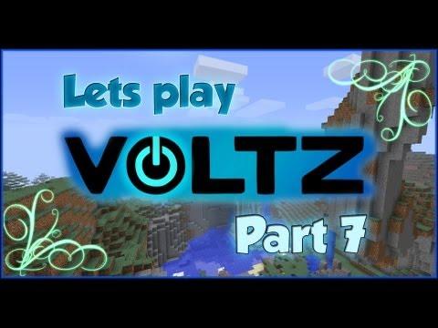 Voltz - Episode 7 - Hydrogen plans / Crazy Crafting!