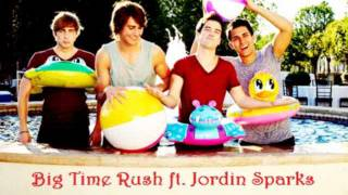 Big Time Rush ft. Jordin Sparks - Count On You (Lyrics)