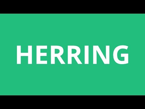 How To Pronounce Herring - Pronunciation Academy