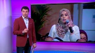 محامية أردنية شابة تواجه الملك عبدالله بحقيقة الوضع في الكرك