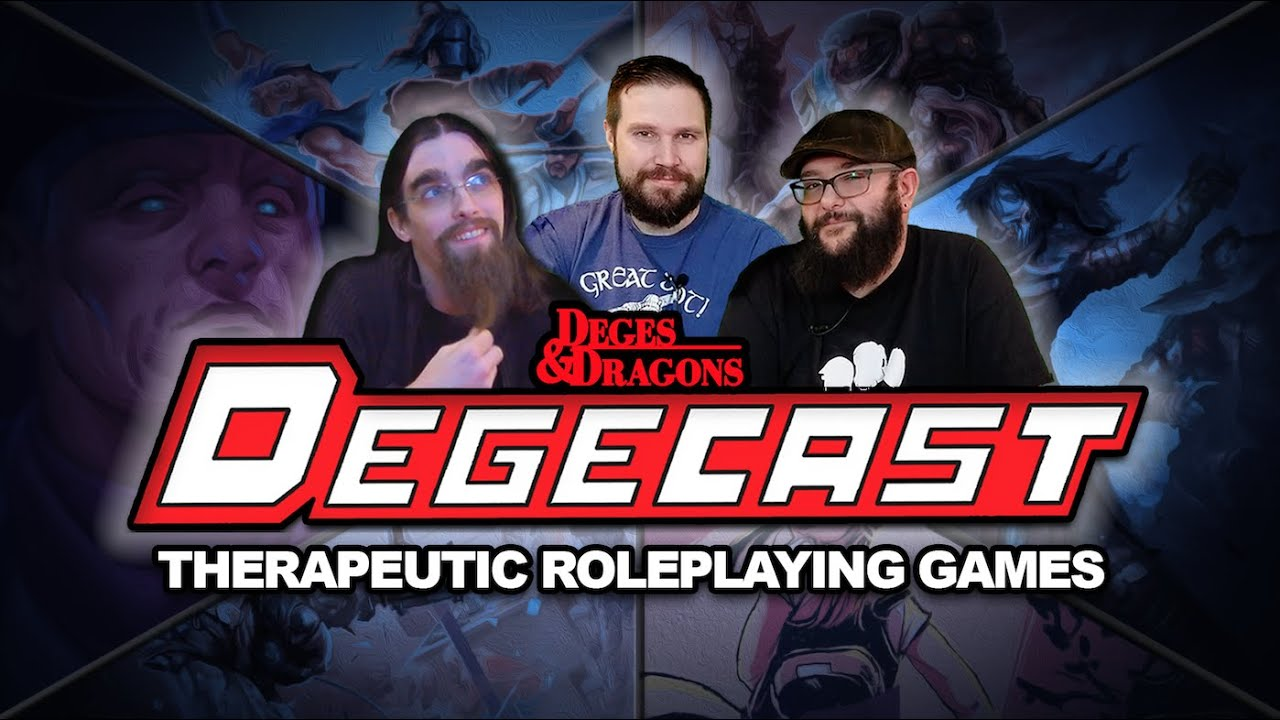 Degecast EP39 - Talking TAGGS with Jack Berkenstock, the Therapeutic & Applied Geek & Gaming Summit!