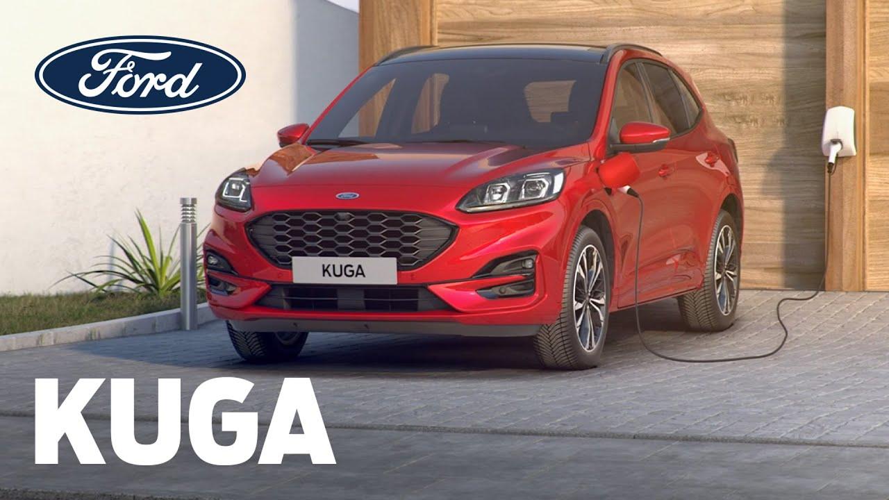 Taysin Uusi Ford Kuga Plug In Hybridi Ford Finland Youtube
