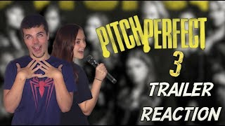 Pitch Perfect 3 Trailer #1 Reaction thumbnail