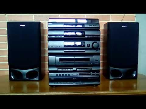 Equipo de sonido Sony LBT-A195. Tocadisco PS-LX56P. LBT(Liberty)
