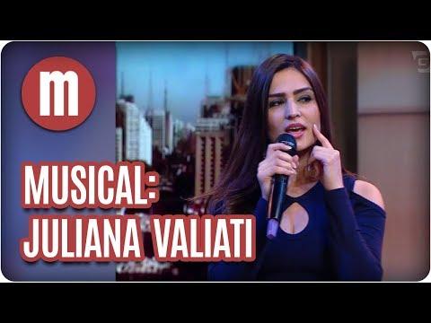Musical: Juliana Valiati - Mulheres (01/09/17)