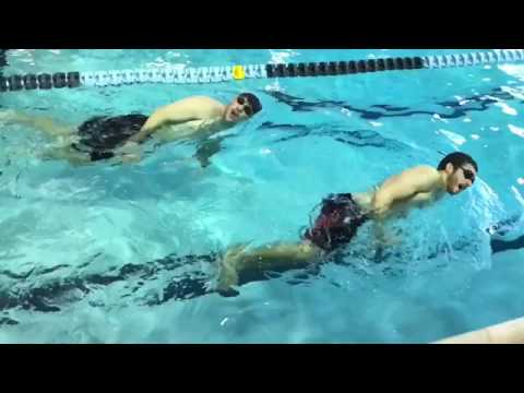 First Time PST (500yd CSS Swim) With Four Different Athletes