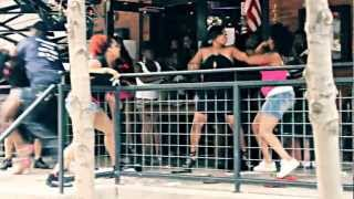 FIGHT At Bad Girls Club Audition - Season 10 - Dick's Last Resort Dallas, TX June 5, 2012