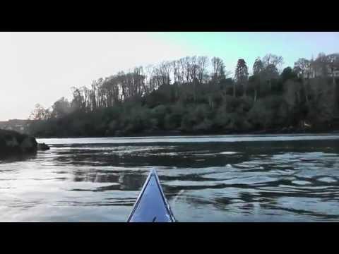 Sea Kayaking Devon - Dittisham - Dartmouth.