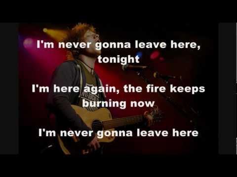Ed Sheeran - Last Night (Lyrics) + Download Link