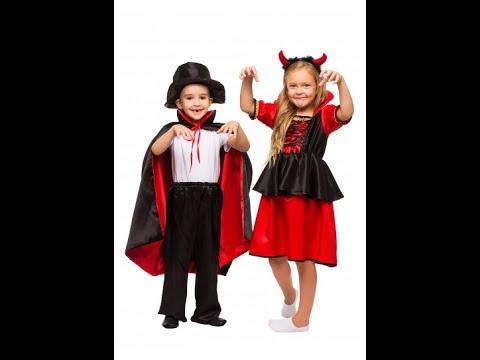 Детские карнавальные костюмы. Хеллоуин.