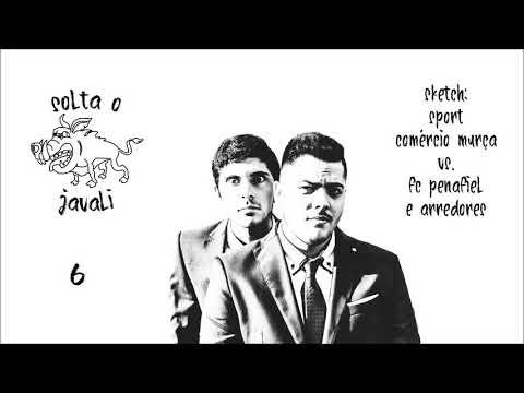 Solta o Javali - Sport Comércio Murça vs FC Penafiel e Arredores
