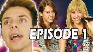 Lægger stemme til Hannah Montana #1