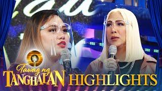 Vice Ganda talks about letting go in relationship   Tawag ng Tanghalan