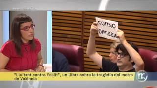 """TV3 - Els Matins - """"Lluitant contra l'oblit"""", el que no s'ha explicat de l'accident del metro de Va"""