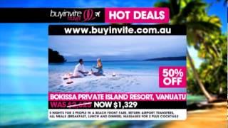 Buyinvite Travel Deal: Thailand & Vanuatu Thumbnail