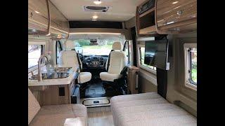 2020 Travato 59k 2020.5 White Exterior Macchiato Interior  tour