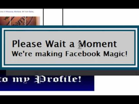 How to make a Facebook Profile Banner - YouTube