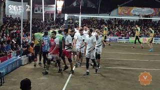 Set 2 FInal Mentaos cup 2019 Kresna (nizar, rivan, dimas s, dkk ) VS HRM (Fahri, aldy, ervan,dkk)