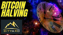 Bitcoin Halving is HERE!!! ARE YOU READY? Bityard Exchange