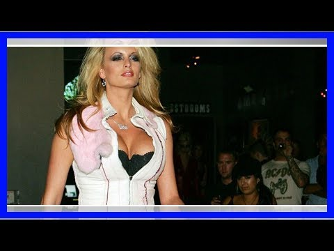 Stormy Daniels Pictures, Videos Are 'Breakout' Google Search Terms After Trump Affair Allegations E