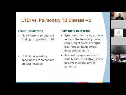What Should I Do With A Positive TB Test?