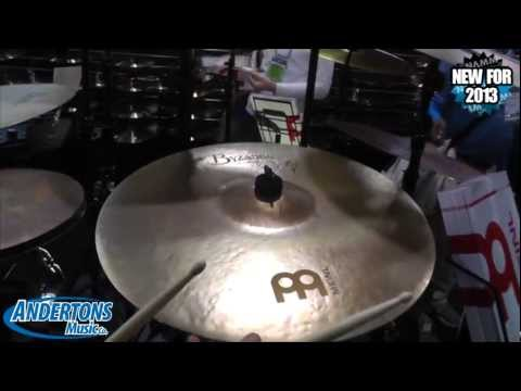 NAMM 2013 Archive - Meinl Benny Greb Cymbals