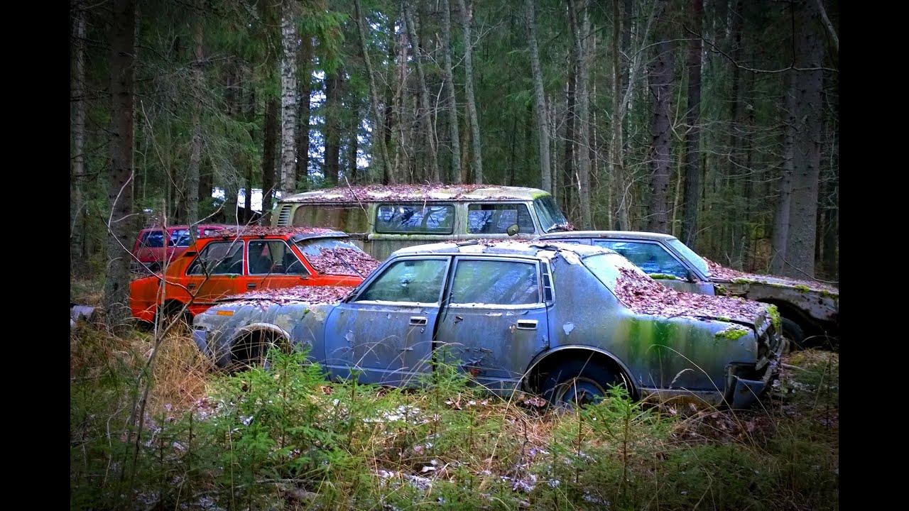Hylätyt Autot
