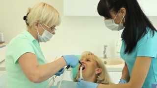 Лечение зубов лазером(Лазерное лечение зубов - новый метод восстановления зубов без сверления. Позволяет надежно отреставрирова..., 2015-11-28T08:52:12.000Z)