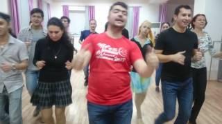 Меренге мастер-класс в Ташкенте