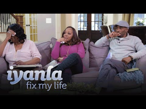Iyanla to a Father: Are You Aware That Your Daughter Cuts Herself? | Iyanla: Fix My Life | OWN