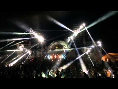 1200 Micrograms - Message In A Bottle (SOS) LIVE @ Earthcore