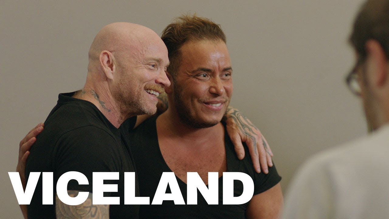Meeting with Trans Sex Educator Buck Angel