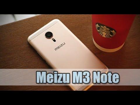 Meizu M3 Note - новый серьезный игрок на рынке смартфонов | где купить?| отзывы