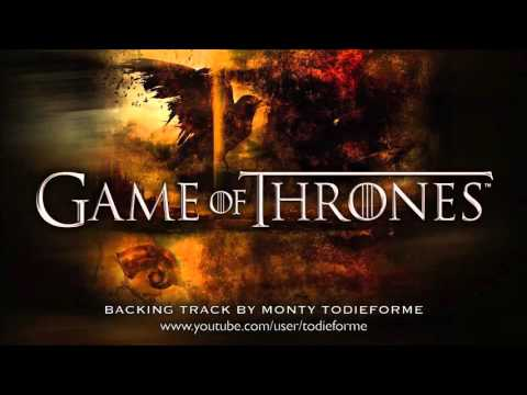BackingTrack Game Of Thrones Theme (Acoustic Guitar Cover)