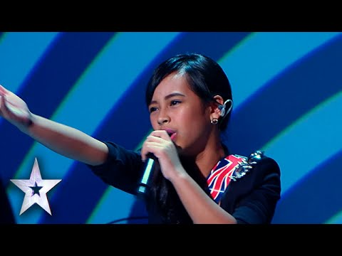 "Fierce Gwyneth Dorado Covers ""Nobody's Perfect"" 