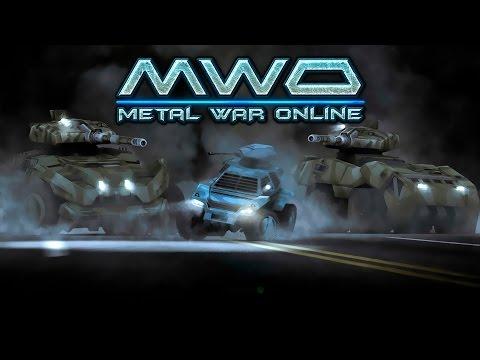Metal War Online #01 Регистрация, обзор, игра