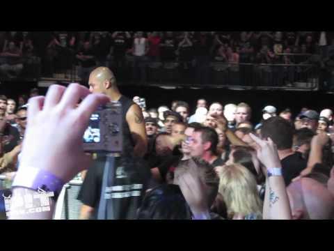 LAMB OF GOD • Black Label • Dallas, Texas • 2009 • PIT POV HD