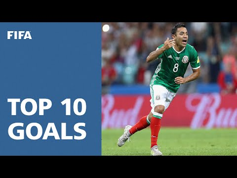 TOP 10 GOALS: FIFA Confederations Cup 2017 [OFFICIAL]