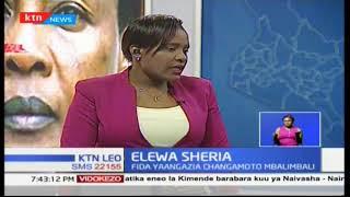 Elewa Sheria: Jinsia ya kike na utendakazi wake