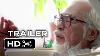 Video The Kingdom of Dreams and Madness US Release TRAILER 1 (2014) - Hayao Miyazaki Documentary HD download MP3, 3GP, MP4, WEBM, AVI, FLV Juli 2018
