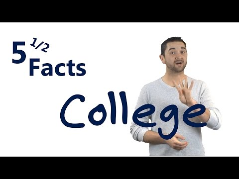 Tacoma Community College 5.5 Facts - College
