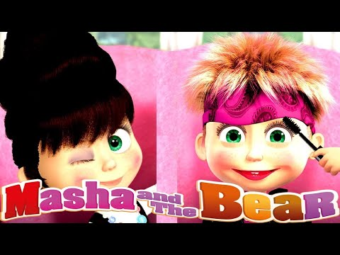 ✂️ Masha e o Urso - Masha foi cortar o cabelo e vestir-se ✂️ Vídeos para crianças from YouTube · Duration:  3 minutes 41 seconds