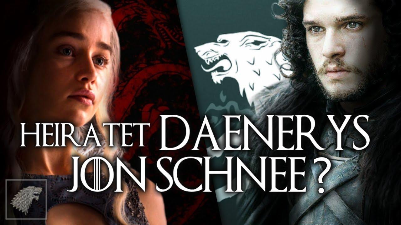 Daenerys Jon Verwandt