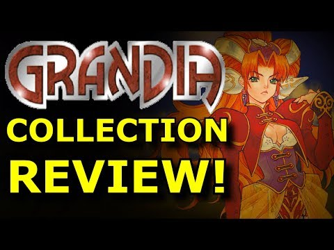 Grandia HD Collection Review! UPgrade or DOWNgrade? (Switch)