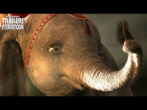 DUMBO (2019) | Novo Trailer do Filme Disney live-action