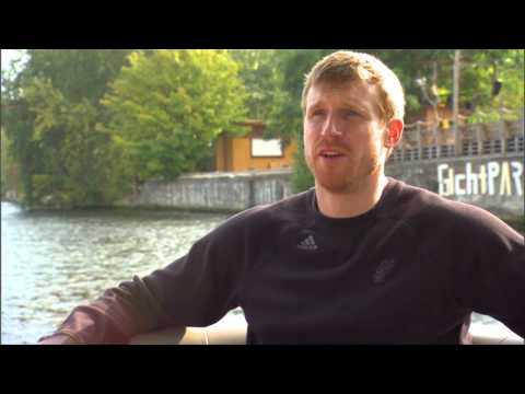 Matt Bonner's Berlin Boat Tour