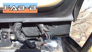 BMW E91 : Problème de clés et de réception radio (Résolu)