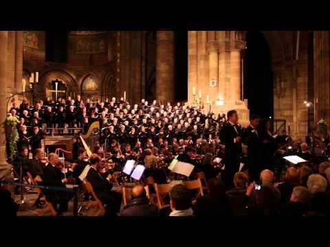Orchestergesellschaft Weil am Rhein im Straßburger Münster