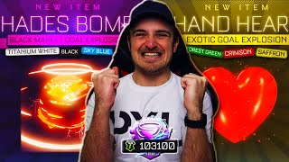 *PAINTED HADES BOMB* Opening The BEST SEASON 2 Tournament Rewards in Rocket League! [CHAMPIONS CUP]