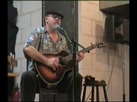 Bill Sheffield live@De Mooie Molen Roeselare Belgium 2007